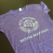 "Ladies ""Better Beer Geek"" T-Shirt"
