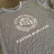 "Men's ""Better Beer Geek"" T-Shirt"